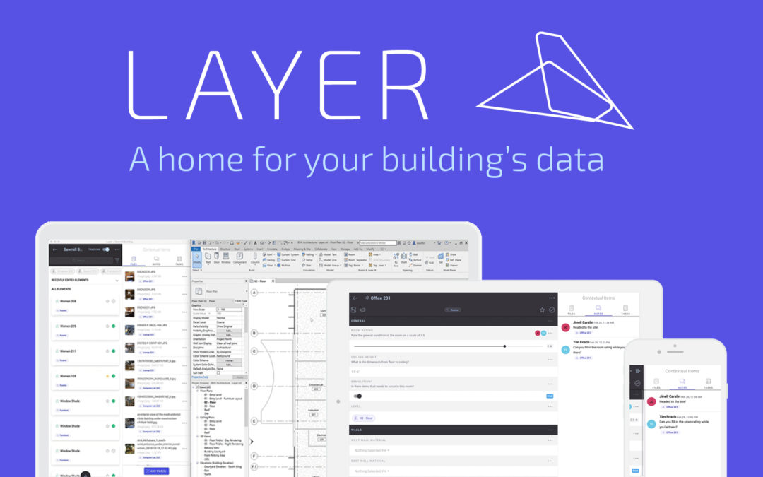 Introducing Layer, a Home for Your Building's Data