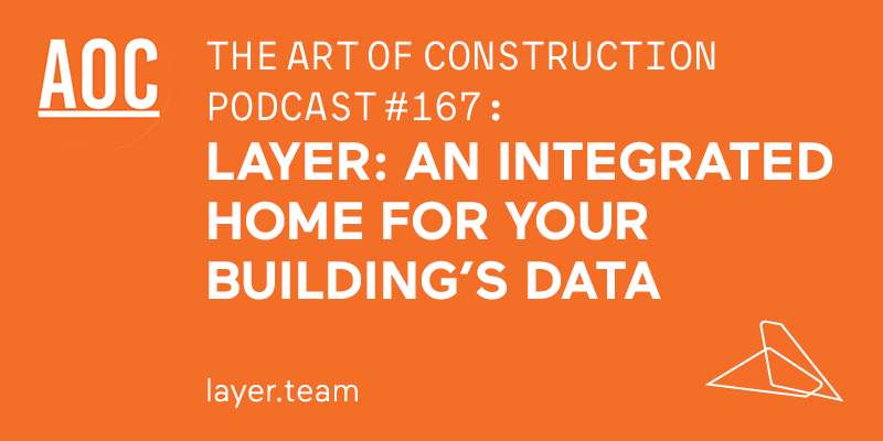 Zach Soflin, AIA, featured on The Art of Construction Podcast