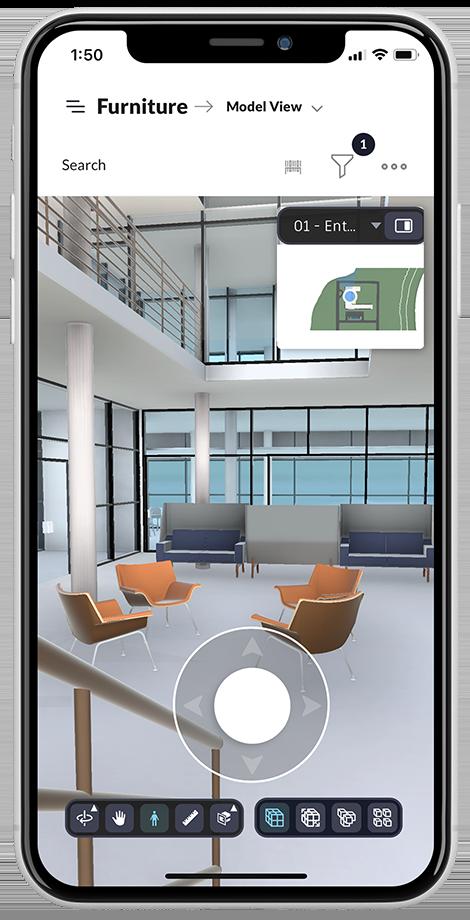 210407-Layer App-Revit Model Viewer-iPhone