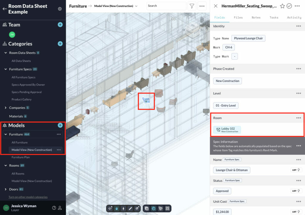 210521-Layer App-New Release May-Spatial Relationships for Revit elements